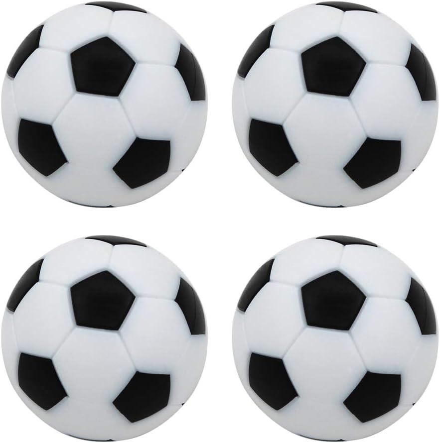LIOOBO Juego de futbolín futbolín Juego de Mesa de reemplazo Mini ...