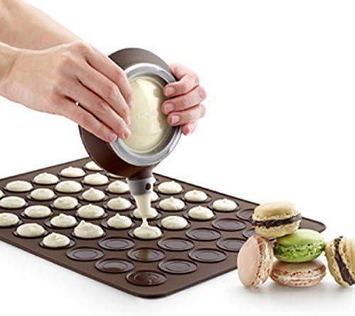 kangOnline Moule /à p/âtisserie en Silicone pour Macarons et Macarons