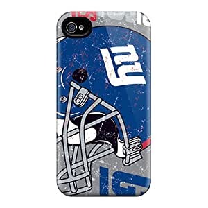 Tpu Shockproof/dirt-proof New York Giants Covers Cases For Iphone(6) Black Friday