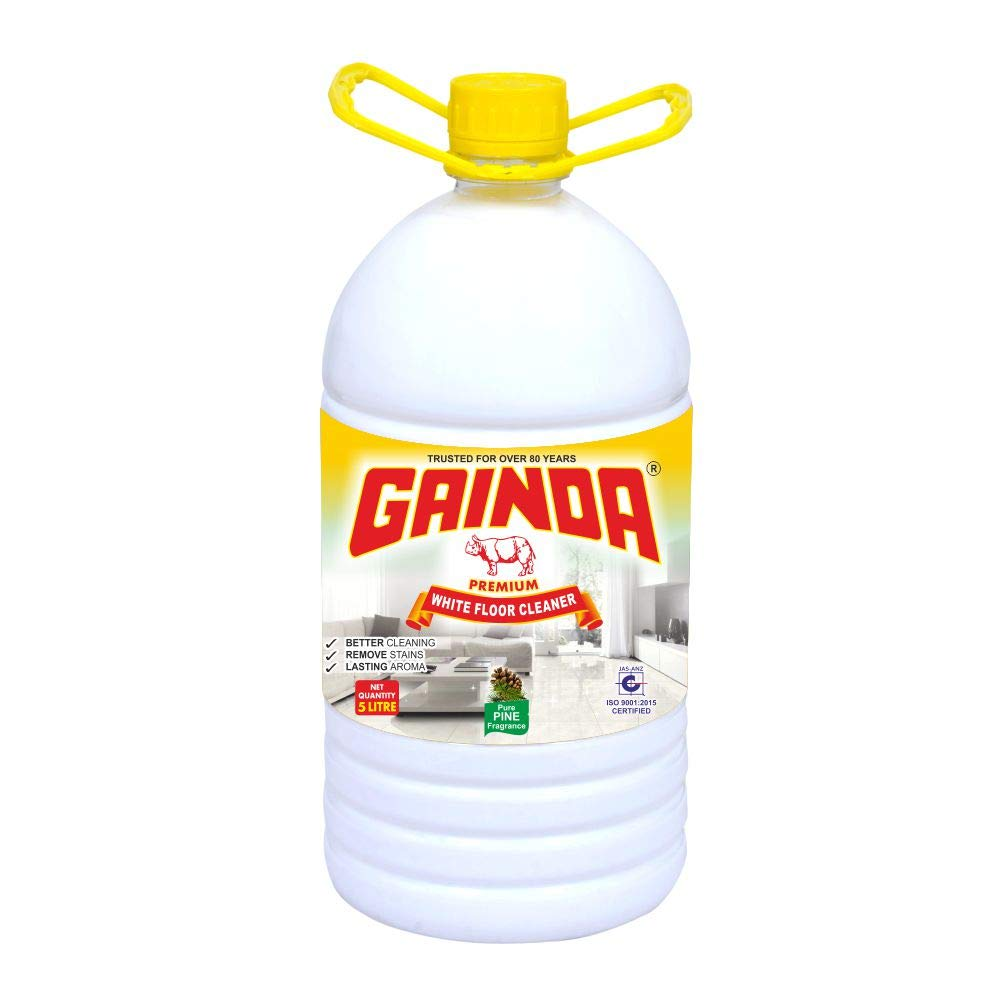 Gainda Premium White Floor Cleaner 5Ltr