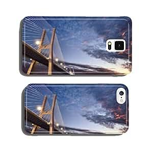vasco da Gama Bridge Lisbon Portugal cell phone cover case iPhone6 Plus