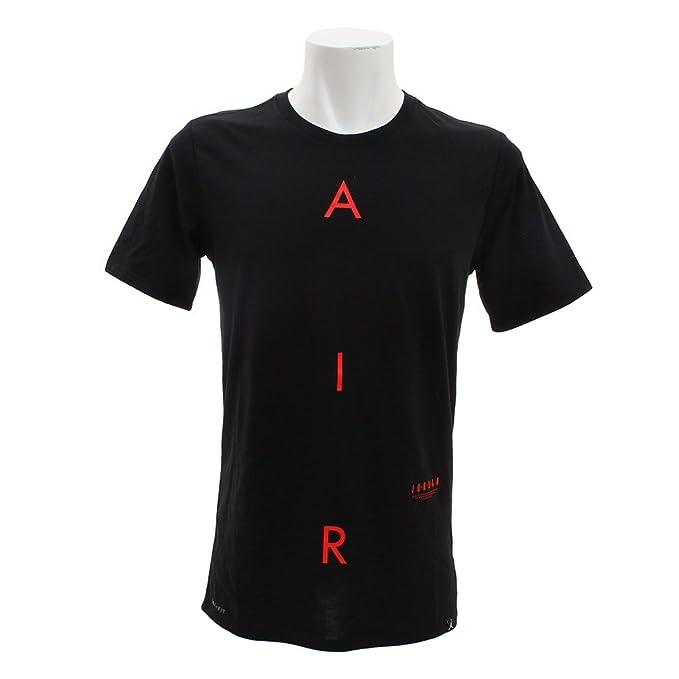 Jordan Air Graphic Gx Camiseta Hombre Negro S (Small)
