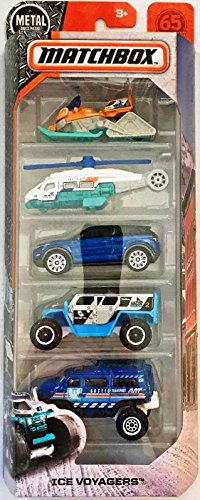 Matchbox 2018 Ice Voyagers 1:64 Scaled -