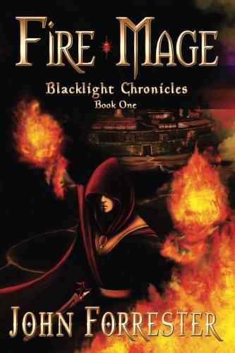 Fire Mage Blacklight John Forrester product image
