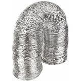 """Aluminium Flexible Fan Ducting (5 Metres)-4""""/100mm"""