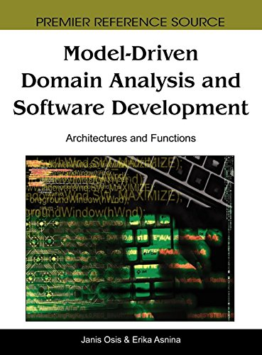 Model-Driven Domain Analysis and Software Development: Architectures and ()