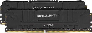 Crucial Ballistix 16GB Desktop Memory