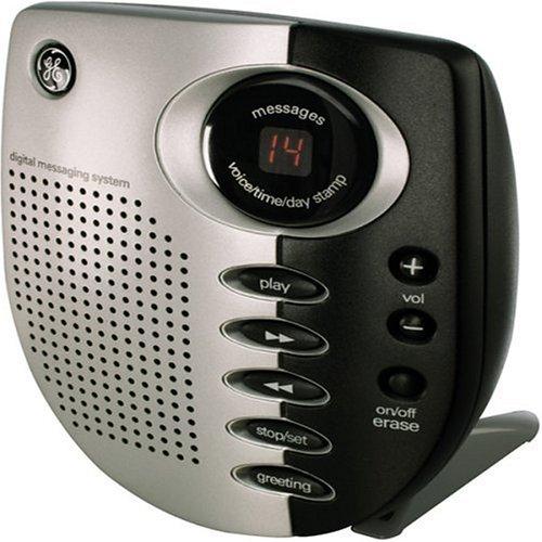 GE Digital Telephone Answerer by Thomson