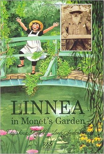 Amazon.com: Linnea In Monetu0027s Garden (9789129583144): Cristina Bjork, Lena  Anderson, Joan Sandin: Books