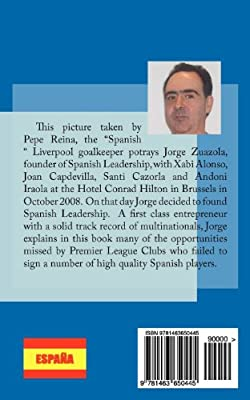 Spanish Leadership in football means ballfoot: 2008-2009 opportunities for Premier League Clubs