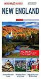 #9: Insight Guides Travel Map New England (Insight Travel Maps)