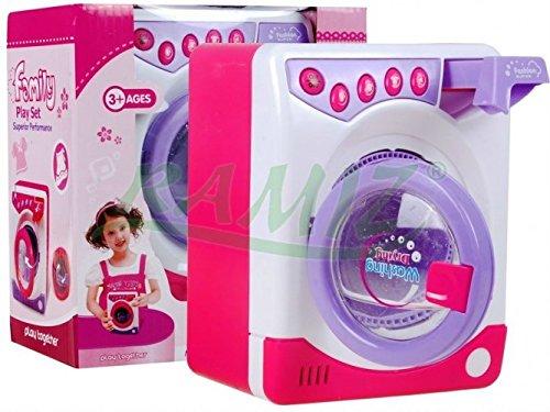 Petits jouets de machine à laver lave-linge Jeu d'imitation