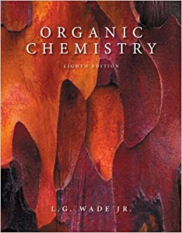 organic chemistry wade 8th edition solutions manual download