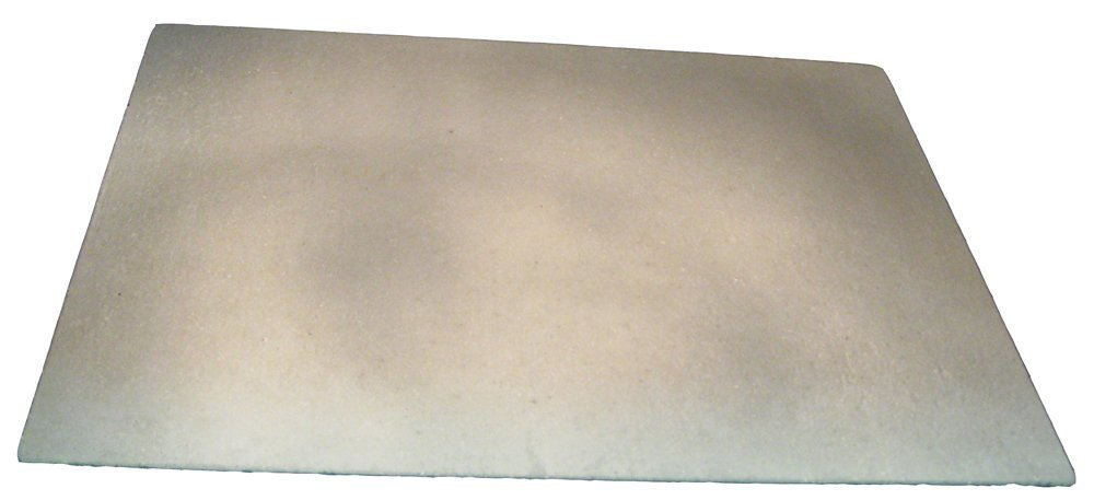 "FibraMent-D Rectangular Home Oven Baking Stone Three Sizes (13.875 x 17.5"" Ship to Lower 48 States)"