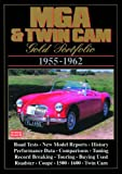 MGA and Twin Cams, 1955-1962, R. M. Clarke, 1855200783