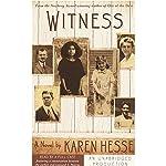Witness | Karen Hesse