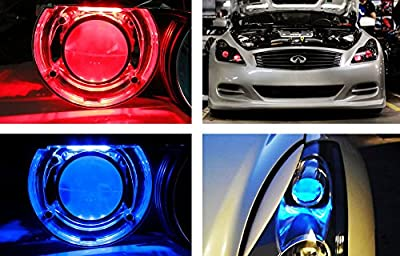 3-SMD LED Ribbon For Headlight Projectors