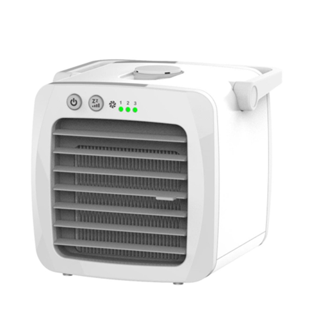 unbrand Portable Personal Air Conditioning Outdoor Fan Adjustable Wind Direction Mini Air Conditioner