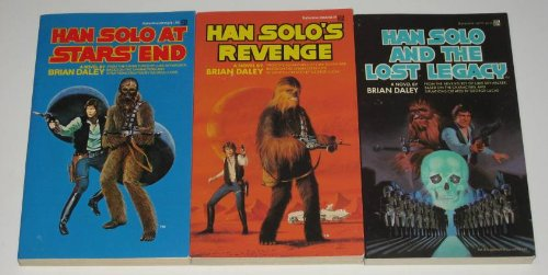 HAN SOLO AT STARS' END, HAN SOLO'S REVENGE & HAN SOLO AND THE LOST LEGACY (Star Wars)