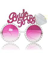 Hen Party Bride To Be Glasses Bling Night Novelty Bride To Be Party