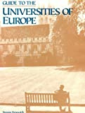 Guide to the Universities of Europe, Storm Boswick, 081602359X