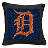 MLB Detroit Tigers Pillow Latch Hook Kit, 9-Inch