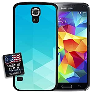 Pixel Ombre Triangles Galaxy S5 Hard Case