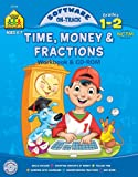 Time, Money and Fractions, Grades 1-2 (On-Track Software)