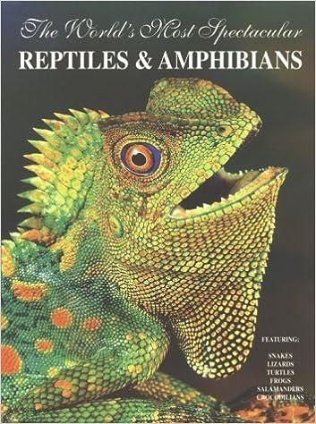 WORLDS MOST SPECTACULAR REPTIL: Amazon.es: Lamar, William W., Carmichael, Pete, Shumway, Gail: Libros en idiomas extranjeros