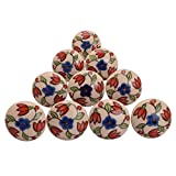 Decorative Ceramic Knobs Door Cupboard Multi-Color Drawer Cabinet Pullars Knob