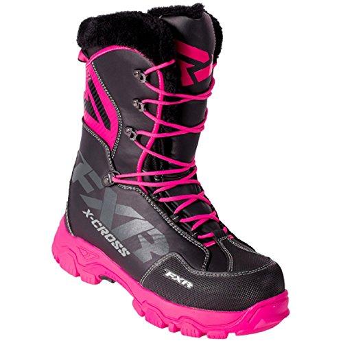 FXR Women's X Cross Boot 18: Size 8/38