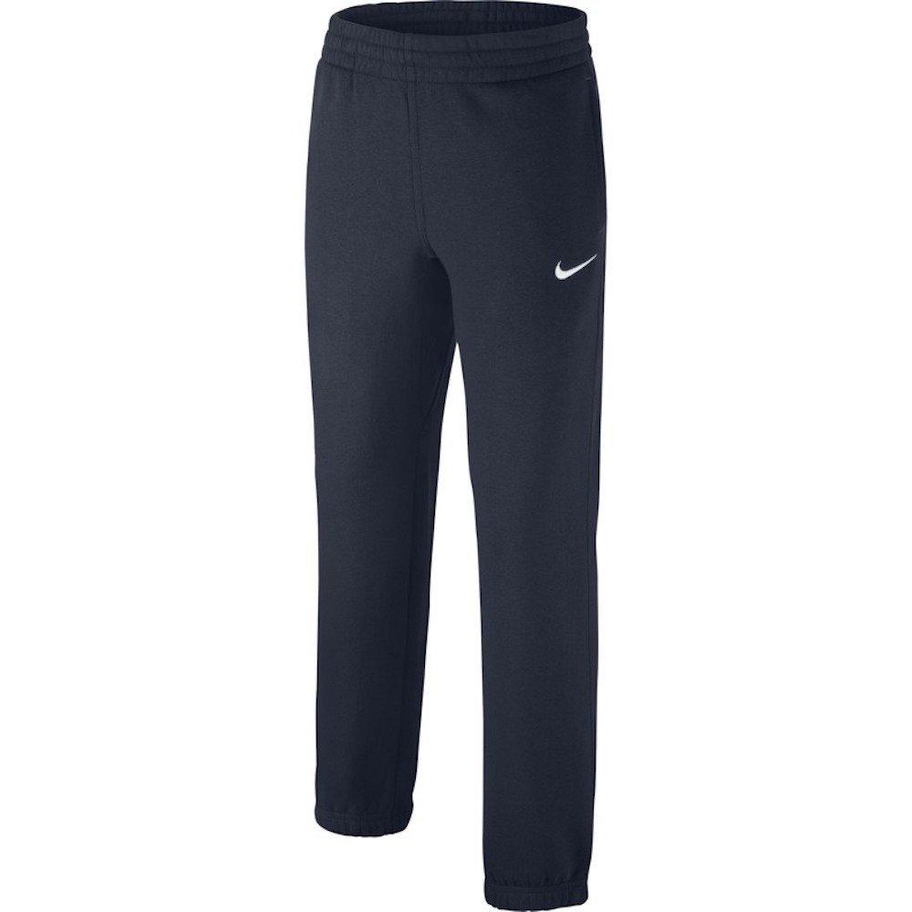 Nike B Nk N45 Core Bf Cuff Pantalone, Bambino, Obsidian/Bianco/Bianco, XS 619089-451
