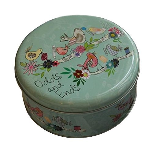Flowers Cookie Gift Tin - 8