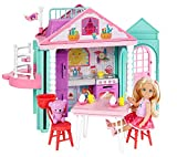 Barbie Club Chelsea Playhouse , Multi Color
