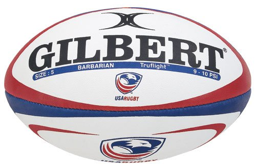 (Gilbert USA Rugby Barbarian Match Ball)