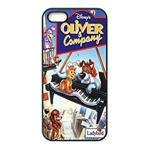 Oliver and company Case Cover For iPhone 5S Case
