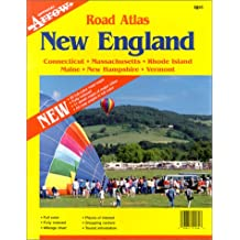 New England: Connecticut, Massachusetts, Rhode Island, Maine, New Hampshire, and Vermont
