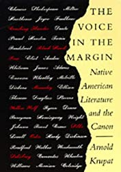 The Voice in the Margin: Native American Literature and the Canon