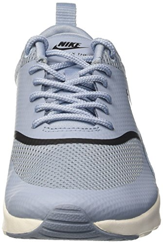 Nike Wmns Nike Air Max Thea - Zapatillas para mujer Azul (Blue Grey / Black Summit White)