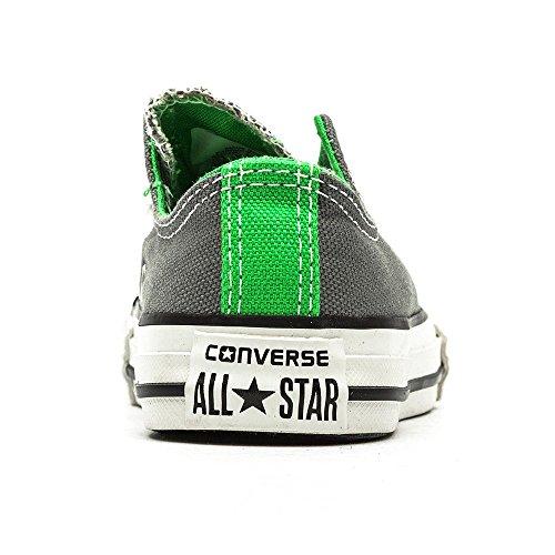 Converse Chuck Taylor AS hijos engobe negro 3V019, Converse Kinder Schuhe Leiste 4:30
