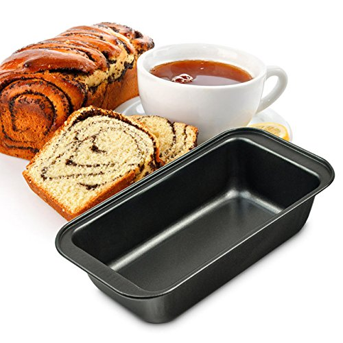 Rectangle Non-stick Toast Bread Cake Baking Mold Loaf Carbon Steel Bakeware Pan
