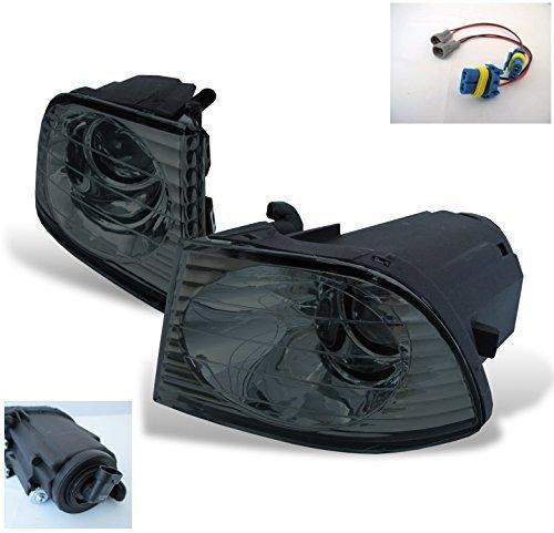 (ZMAUTOPARTS Lexus Is3 Altezza Bumper Driving Projector JDM Smoke Fog Lights)