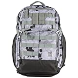 5.11 MIRA 2-in-1 Tactical Backpack 25L + Crossbody Purse CCW Conceal Carry Ready, Style 56348, Camo Destiny