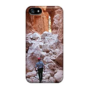 RogerKing CxW6400mvlh Case For Iphone 5/5s With Nice Another Rock Slide Appearance