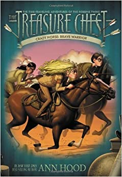 Book Crazy Horse #5: Brave Warrior (The Treasure Chest) by Hood, Ann (2013)