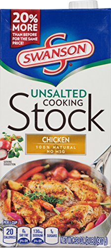Swanson Unsalted Cooking Stock Chicken product image