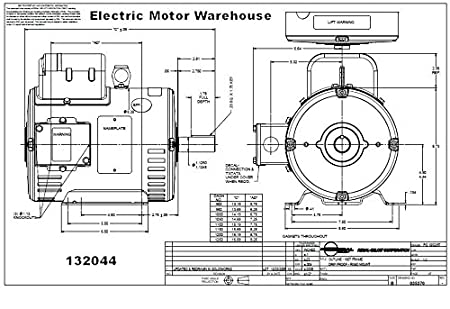 Dayton 5 Hp Electric Motor Wiring Diagram likewise TM 5 3895 374 24 1 661 further D1056 Century 12 Hp 3 Speed Direct Drive Fan Blower Motor 208 230 Vac Psc 1075 Rpm Sleeve Be furthermore Weg Single Phase Motor Wiring Diagram also Single Phase Reversible Motor Wiring Diagram. on leeson single phase motor wiring diagram