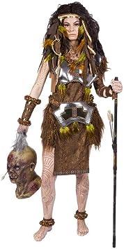 Nines DOnil - Disfraz Mujer Tribal Grand Luxe Adulta: Amazon.es ...
