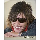 The L Word Katherine Moennig as Shane McCutcheon in Sunglasses and Denim 8 x 10 inch photo