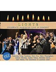 Lights: Celebrate Hanukkah: Live in Concert by Various Artists
